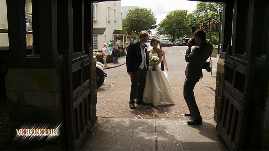 South devon wedding