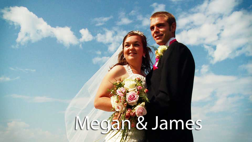 Megan and James at St. Issey