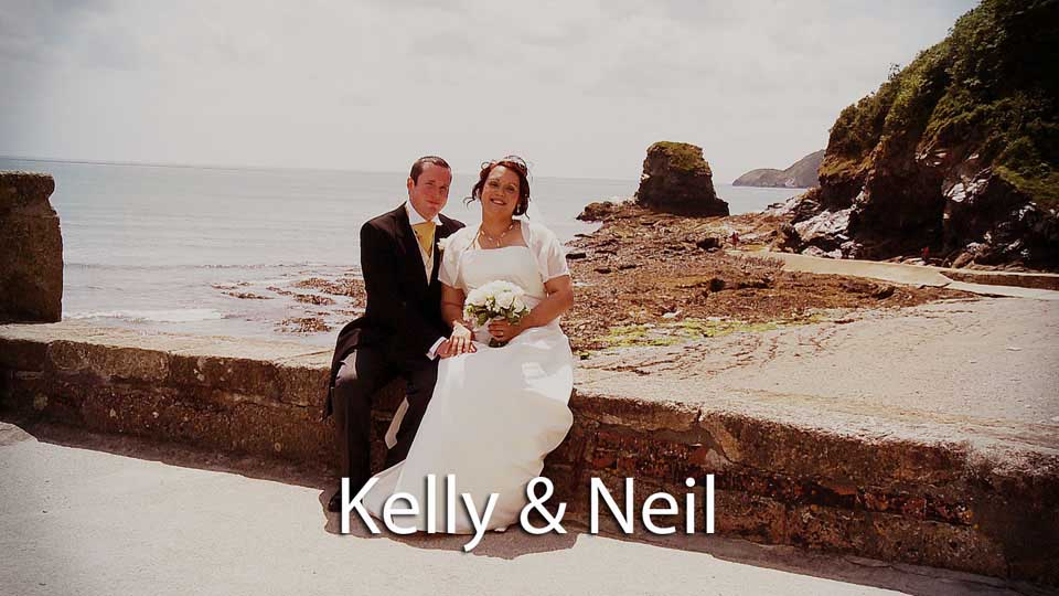 Kelly and Neil at Charlestown