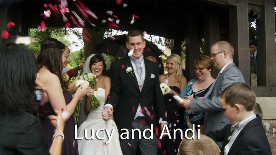 Lucy and Andi A South Devon Wedding