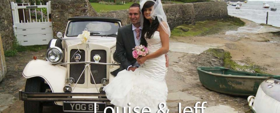 Louise & Jeff- The Two counties wedding