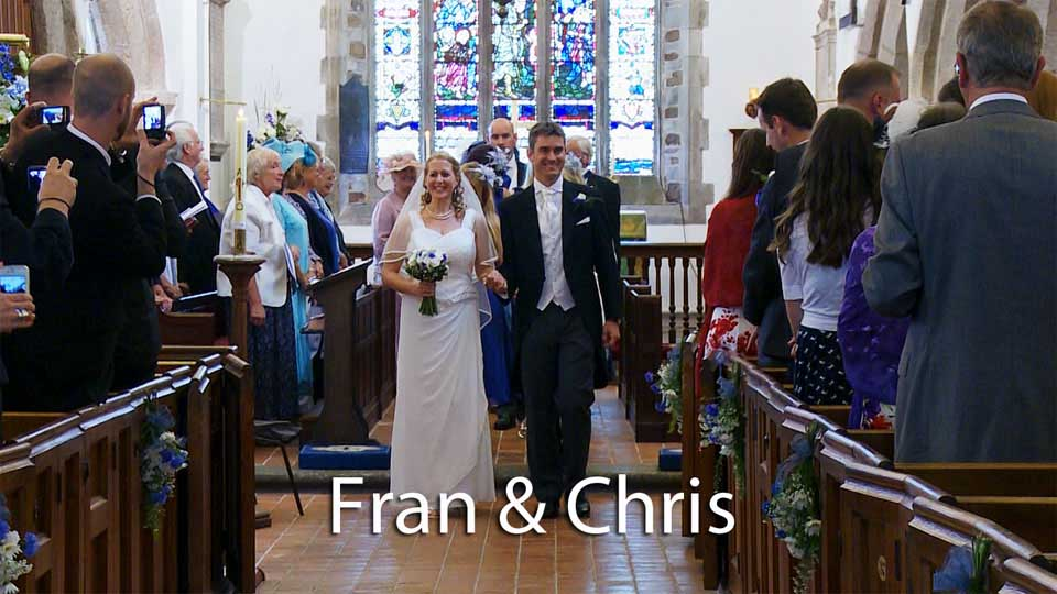 Fran & Chris A West Cornwall wedding