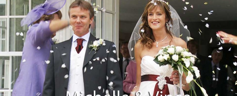 Michelle & Vince A Bude wedding