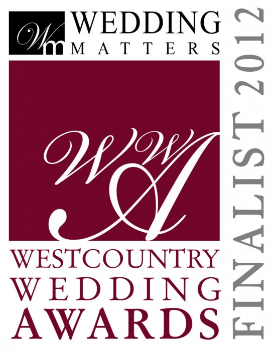 The West Country Wedding Awards 2012