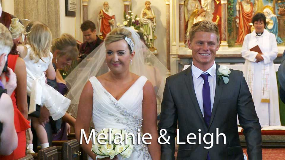 Melanie and Leigh wedding