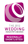 National Wedding Awards Logo