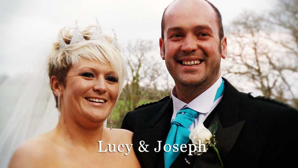 Lucy and Joseph at Chacewater church and Penventon Park hotel