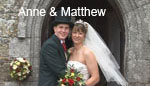 anne marie and matthew