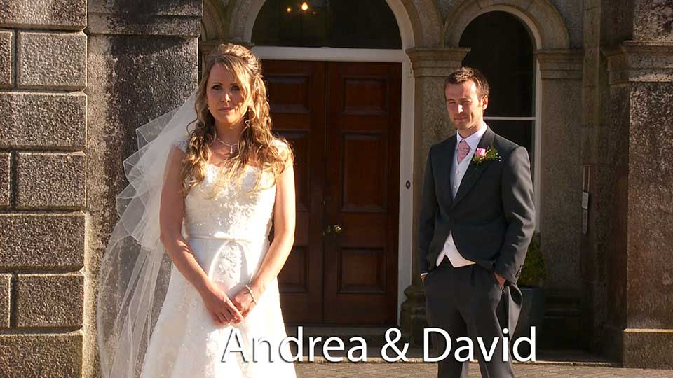 Andrea & David~The HGV wedding~A Cornwall wedding film