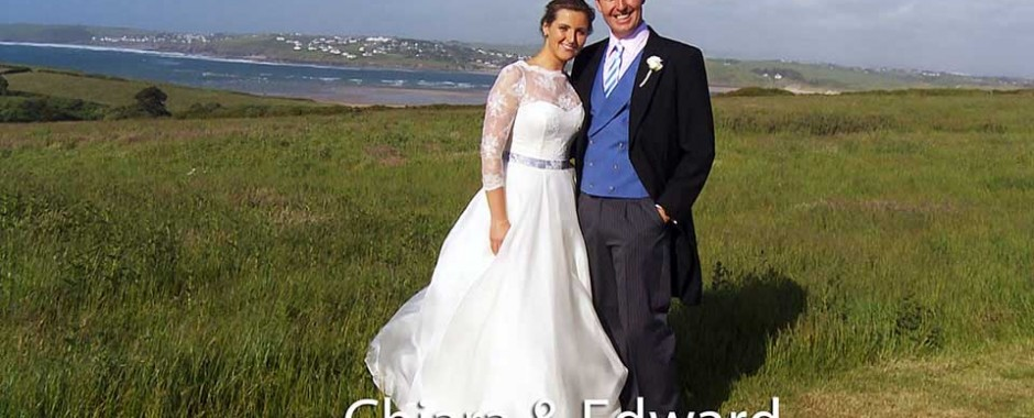 Chiara and Edward in Padstow ~A Cornwall wedding film