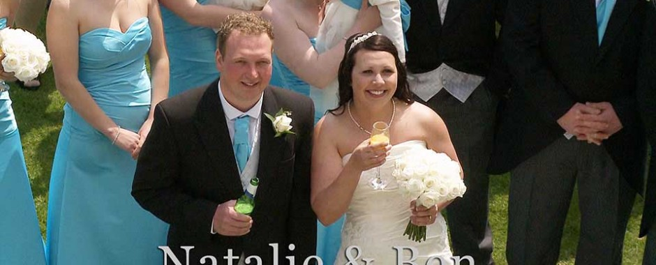 Natalie and Ben ~ The farmers wedding~ A Cornwall wedding film