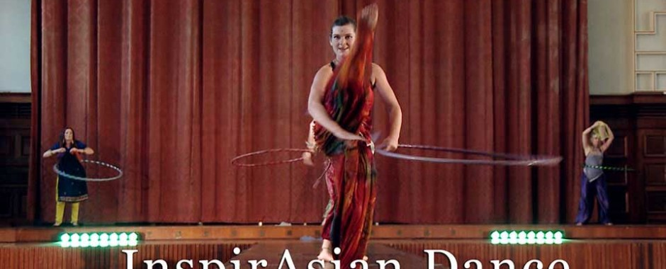 InspirAsian Dance at Plymouth Guildhall