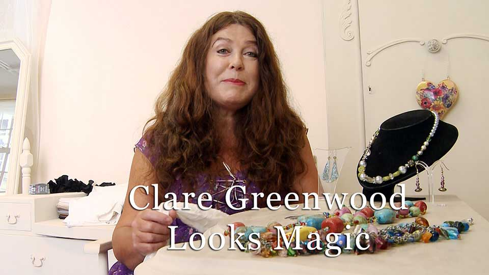 Clare Greenwood~Looksmagic