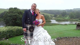 Sarah and Ross at Tressillian Cornwall