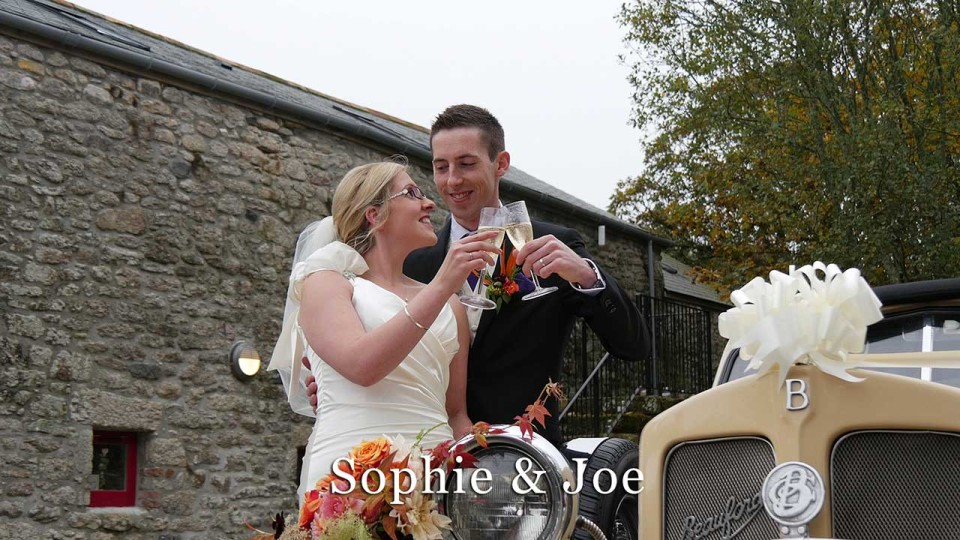 Faye and joe wedding