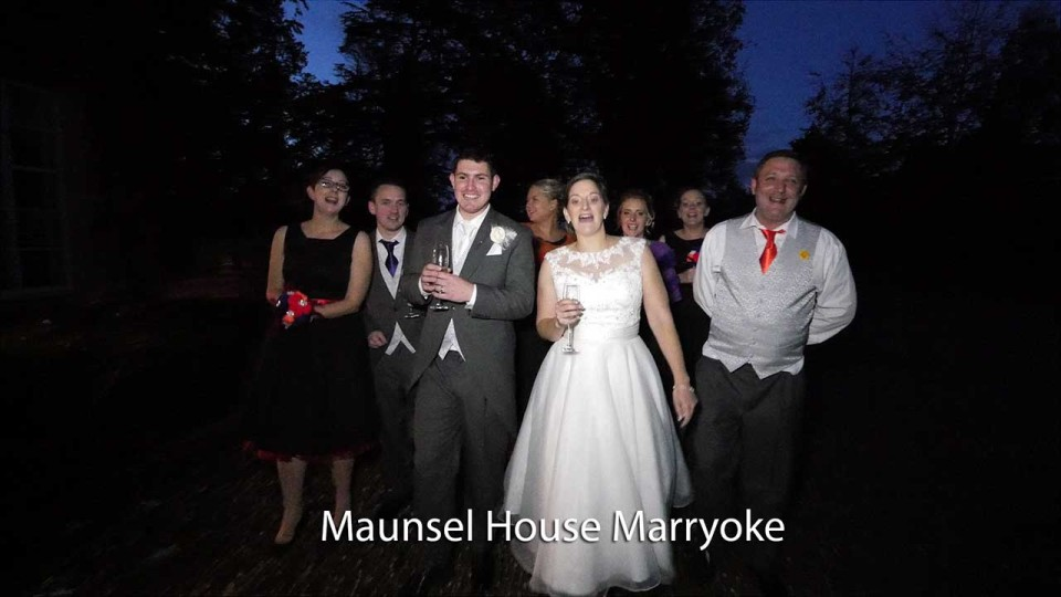 Maunsel House Marryoke Bohemian Raphsody