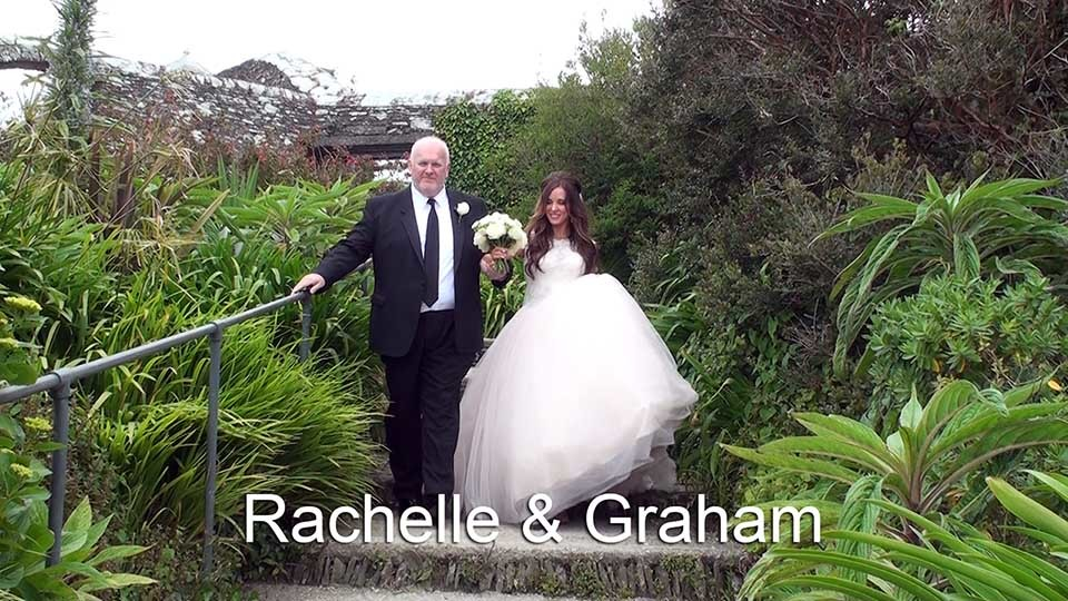 Rachelle and Graham at St. Mawes castle