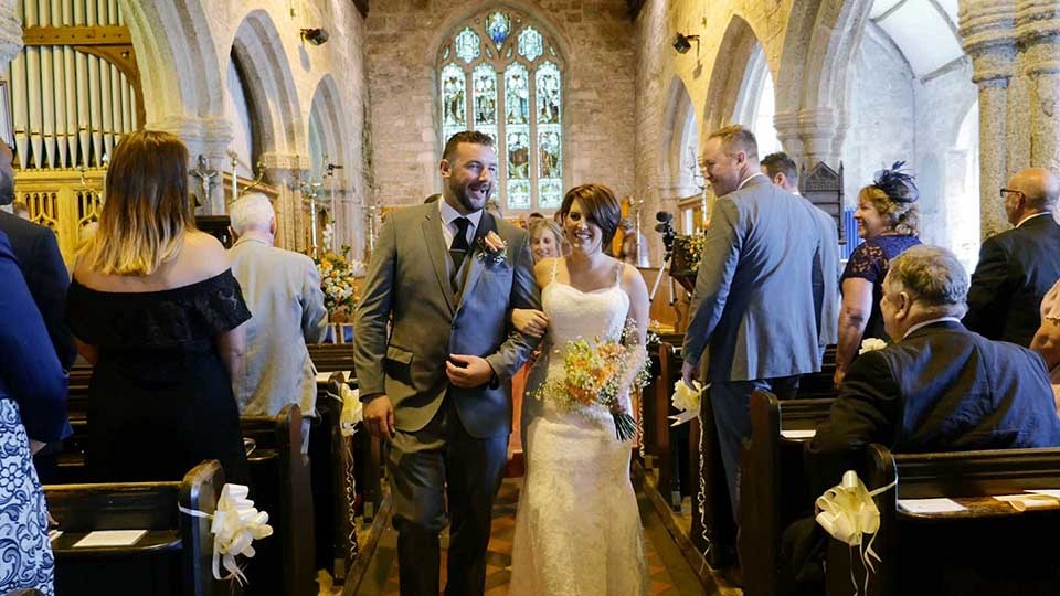 Olivia & Antony in Luxulyan