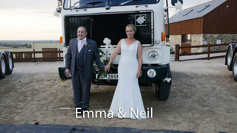 Emma & Neil-The Truckers wedding