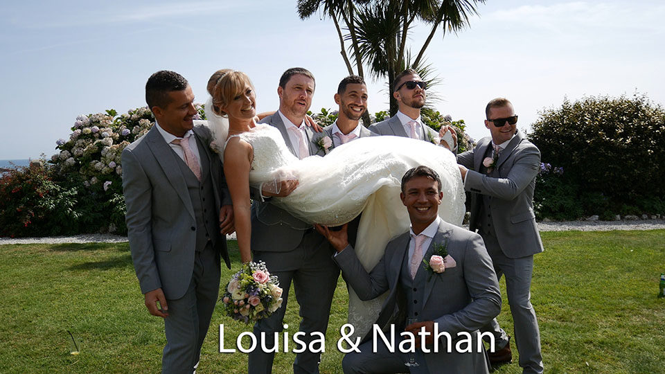 Louisa and Nathan