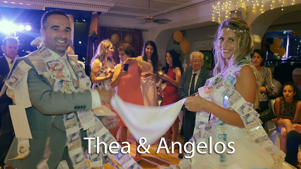 Thea & Angelos-The Greek wedding