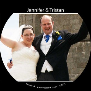 Jen and Tristan DVD Image