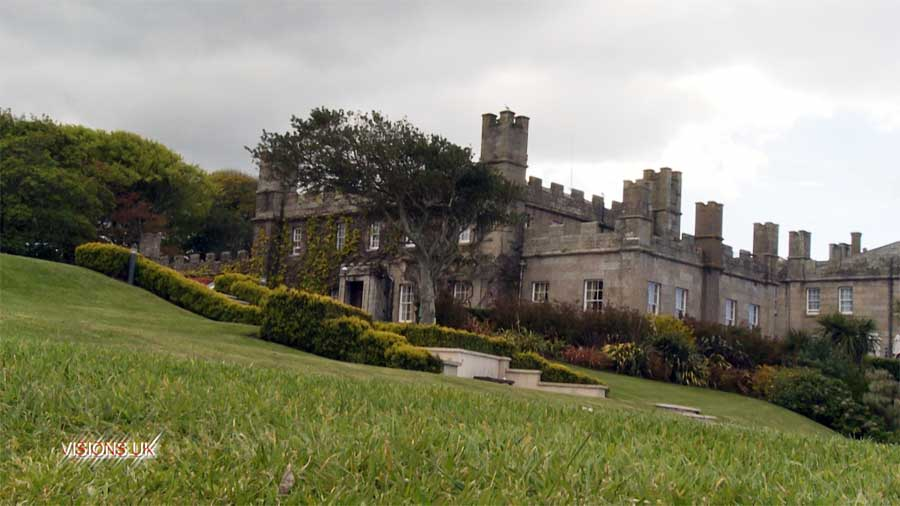 Tregenna castle wedding fair