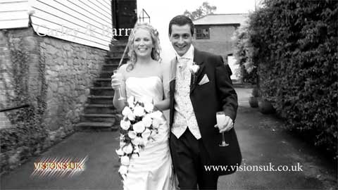 Carley and Barry at Coltsford mill