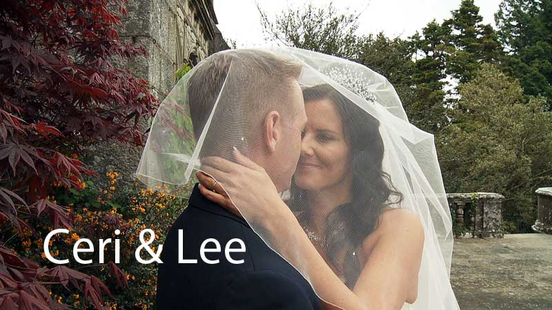 Ceri & Lee at Bovey castle