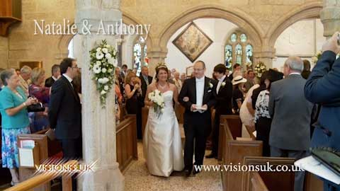 Natalie and Anthony at Lanhydrock