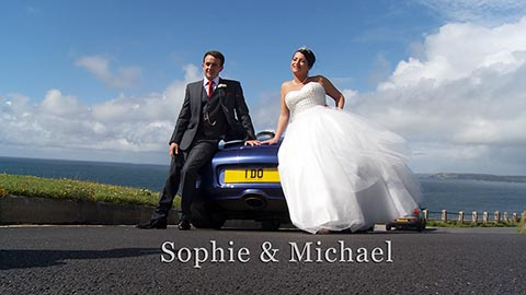 Sophie & Michael A Newquay wedding