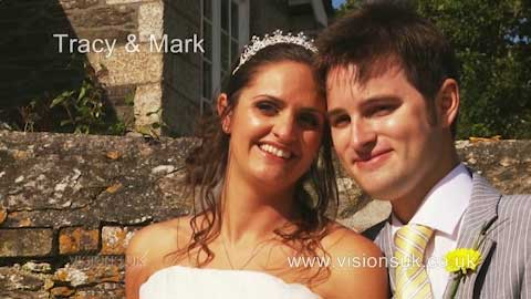 Tracy & Mark at Pendennis Castle