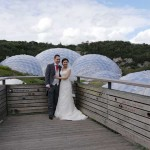 Romy and James at The Eden Project 18