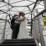 Romy and James at The Eden Project 19