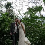 Romy and James at The Eden Project 23