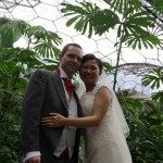 Romy and James at The Eden Project 24